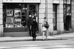 une sortie presque incognito pour Catwoman